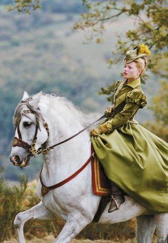 """Mélanie Thierry dans """"La princesse de Montpensier"""""""