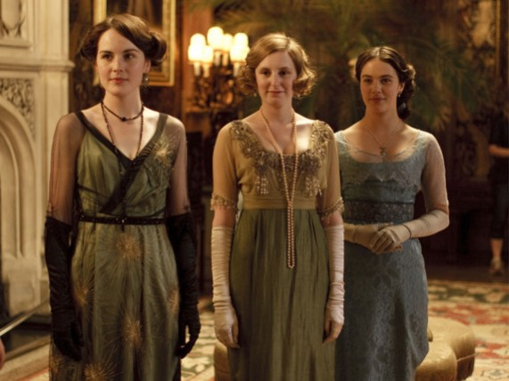 Downton abbey (1)