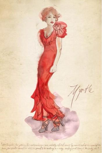 Catherine Martin - The great Gatsby